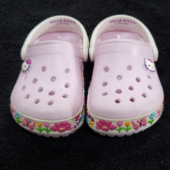 7390eee82 CROCS Shoes | Hello Kitty Baby | Poshmark